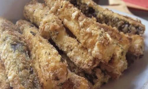 Airfryer-Zucchini-Fries