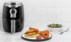 Chefman TurboFry 2 Quart Air Fryer Review