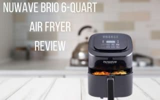 Nuwave-Brio-Air-Fryer-Review