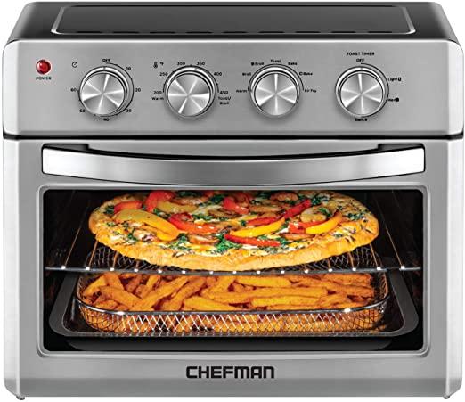 chefman 26qt air fryer toaster oven
