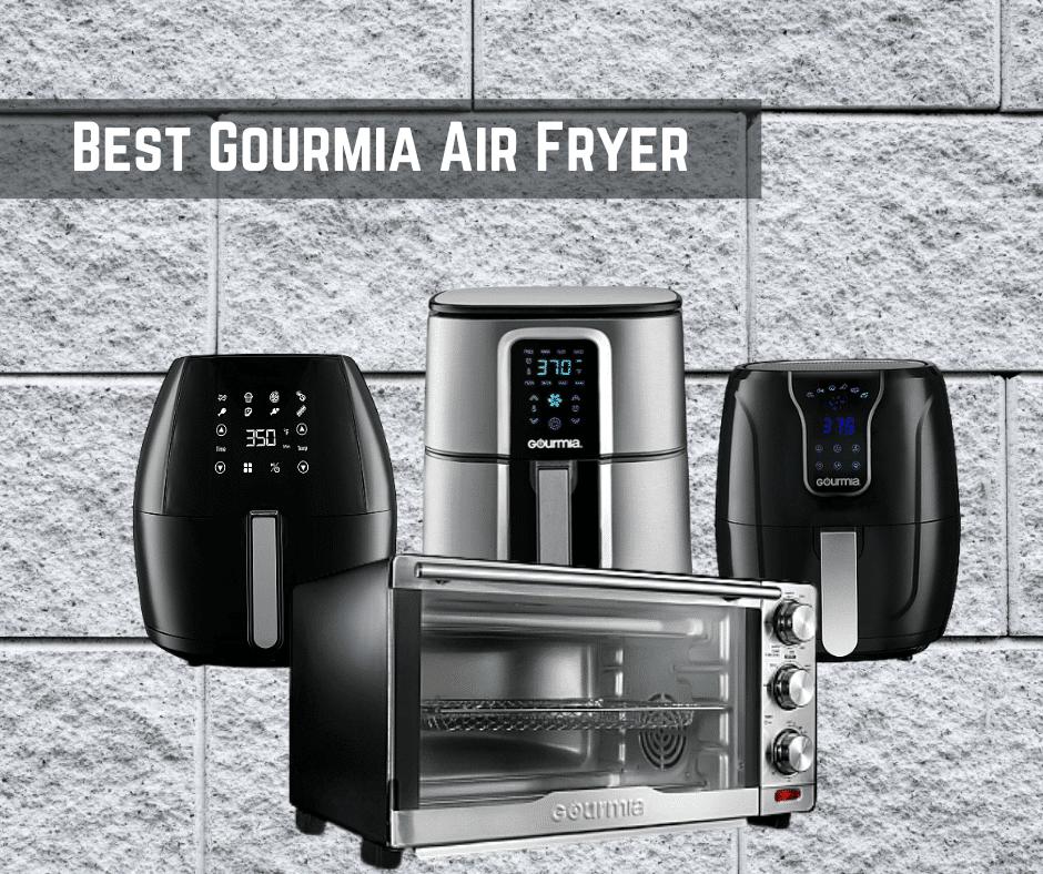 best gourmia air fryer reviews