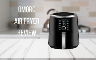 OMORC Air Fryer XL Review