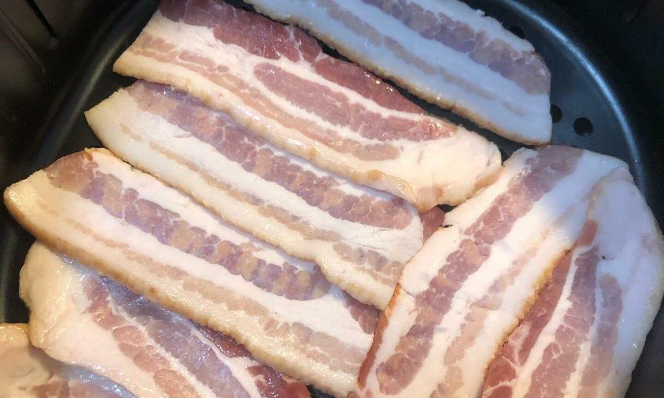air fryer bacon 1 1