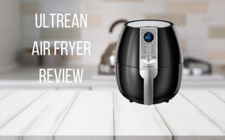 ultrean air fryer review