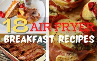 air fryer breakfast