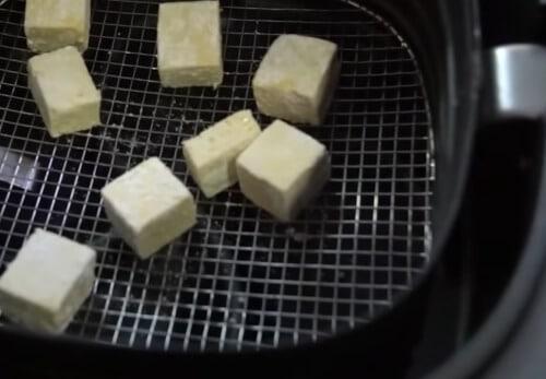 tofu in air fryer
