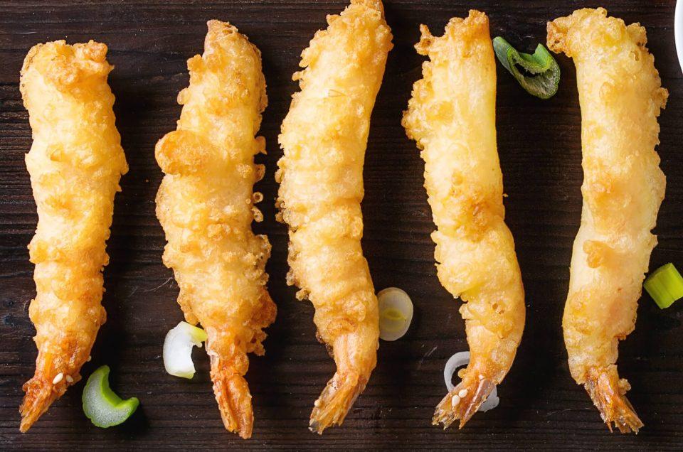 fried tempura shrimps 1